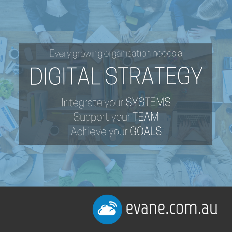 Every growing organisation needs a Digital Strategy