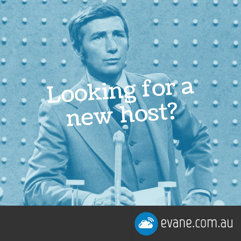 EvanE does Aussie website hosting